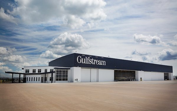 Gulfstream Aerospace World-Class Workplace and Customer Resource