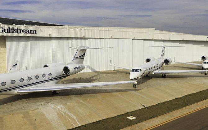 Gulfstream Brazil Services First Argentina-reg Aircraft