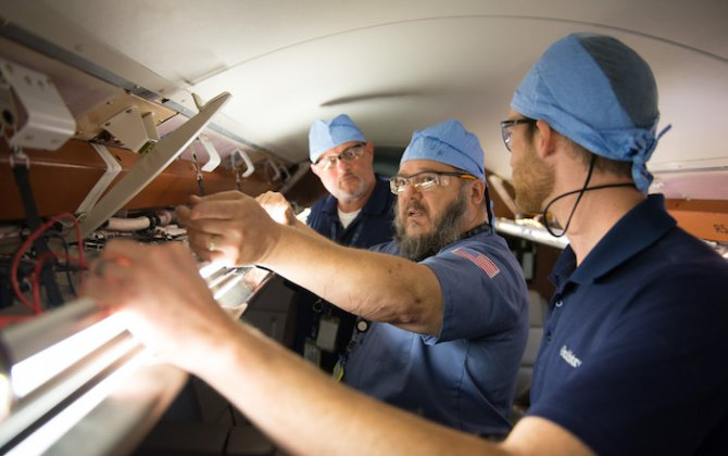 Gulfstream deepens technical expertise with enhanced employee Training LAB