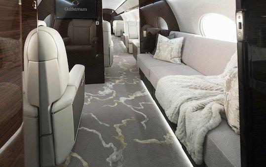 Gulfstream design teams and Gulfstream G650ER earn accolades
