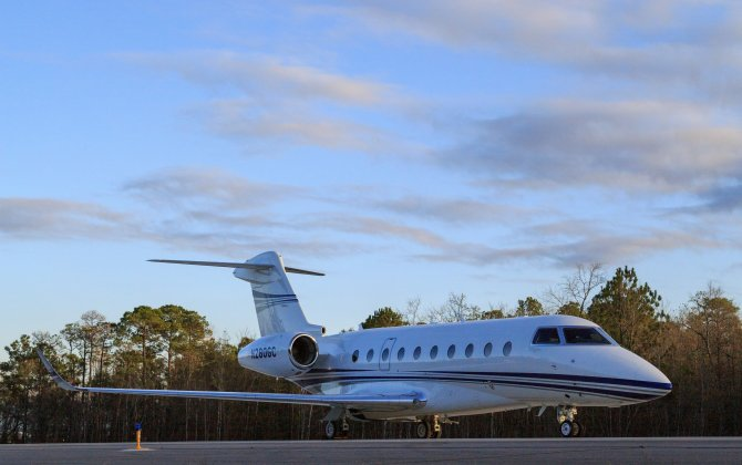 Gulfstream G280 earns significant overwater record