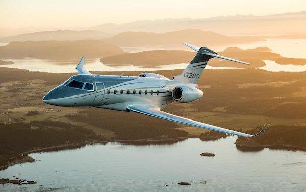 Gulfstream G280 got FAA affirmation of superior sound performance