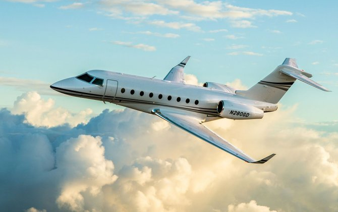 Gulfstream G280 surpasses 100,000 flight hours