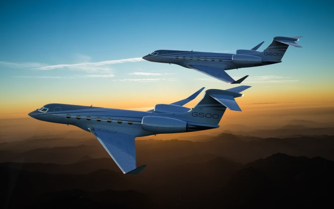 Gulfstream G500 and G600 highlight high-speed performance with tandem city-pair records