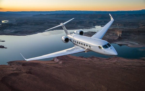 Gulfstream G650 joined ABS Jets fleet