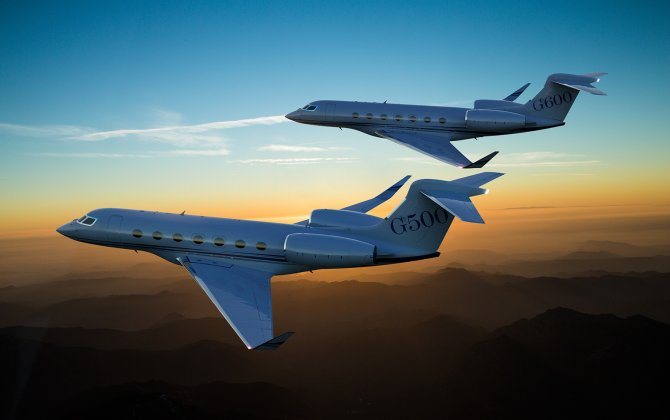GULFSTREAM LAUNCHES 3-D PAINT PROJECTION PROCESS