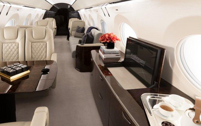 Gulfstream to showcase design capabilities at NBAA-BACE 2017
