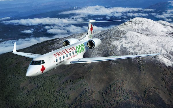 Gulfstream to showcase G650ER and Medevac aircraft at Airshow China