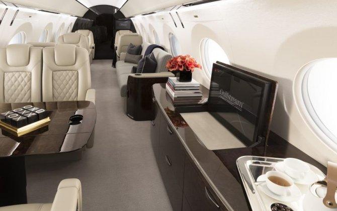Gulfstream unveils all-new G500 interior