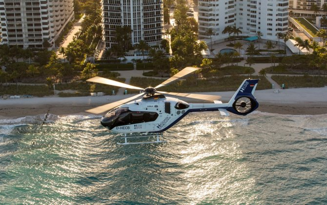 H135 receives FAA certification for Helionix avionics suite