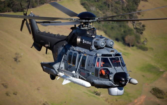 H225M soars past the 100,000 flight hour milestone