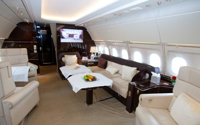 Haeco Private Jet Solutions receives Airbus Corporate Jet Service Centre status