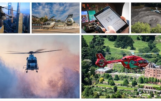 HAI Heli-Expo 2019 stage is ready to welcome Airbus Helicopters mission-ready products