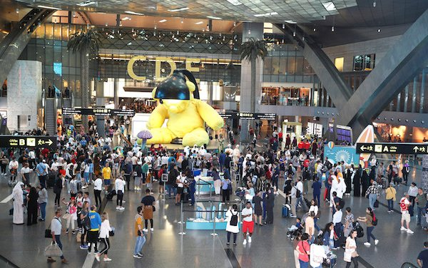 Hamad International Airport - redefining the airport experience