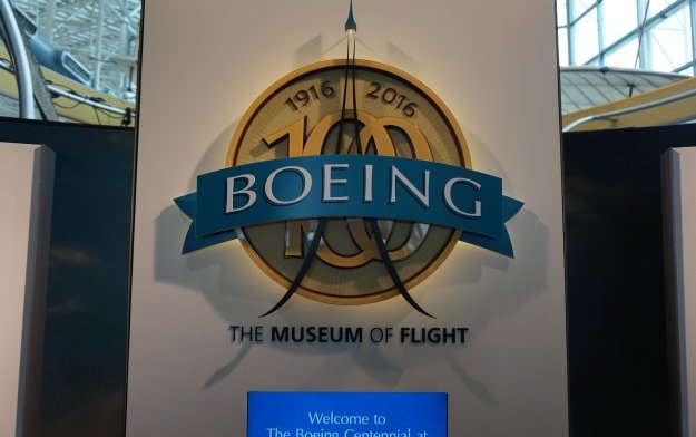 Happy Birthday Boeing! Seattle celebrates 100 years of the jet in museum of flight