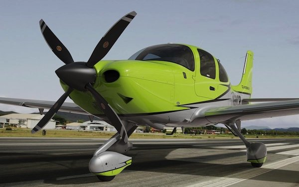 Hartzell Odyssey For Cirrus SR22 and SR22T Aircraft