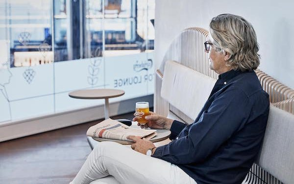 Has the pandemic changed the business lounge experience?