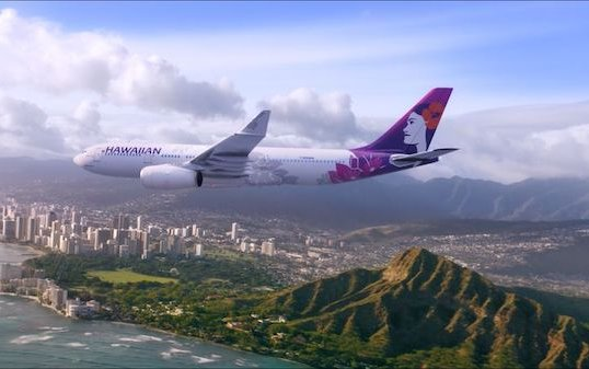 Hawaiian Airlines to suspend most long-haul passenger service