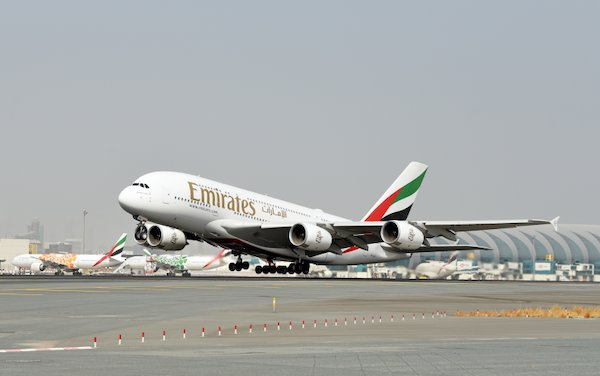 He is back - Emirates A380s return to the skies