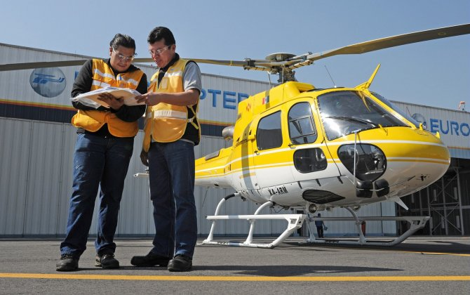 Helicopter aviation safety initiatives demonstrate progress in Mexico and India