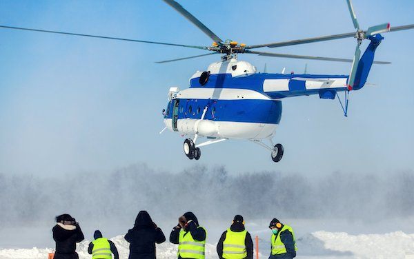 Helicopter MRO services - Covid-19 impact, attention to safety and flexibility
