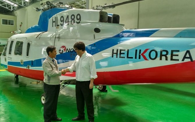 Helikorea acquires H19/AW109 FTD Level 5 entrol simulator