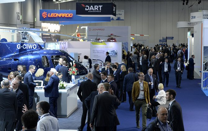 Helitech International returns to London for successful 31st edition