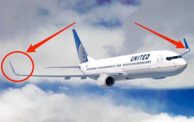Here's the simple reason why planes have winglets