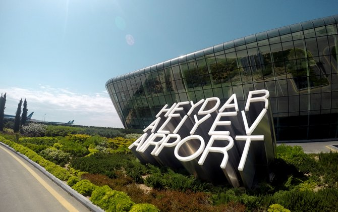 Heydar Aliyev International Airport hits new record - 4 million passengers a year