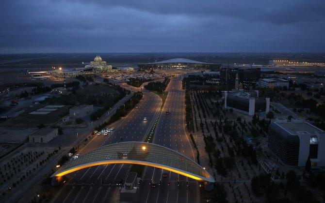 Baku Heydar Aliyev International Airport record in 2016