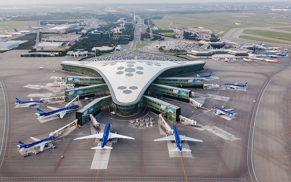 Heydar Aliyev International Airport to temporarily operate in limited mode