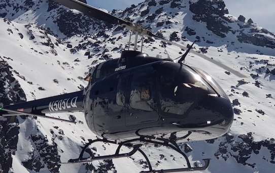 High-altitude operation certified - BELL 505 Jet Ranger X