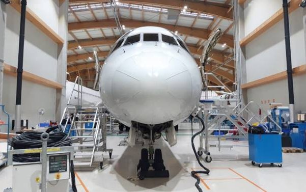 High maintenance season: Two Head of State aircraft and several awarded projects for AMAC Aerospace
