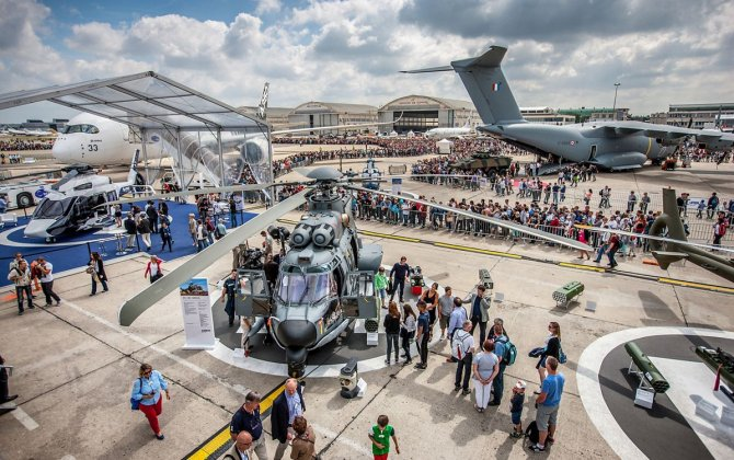 History of Paris Air Show