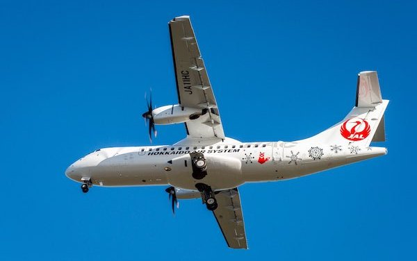 Hokkaido Air System takes delivery of First ATR 42-600