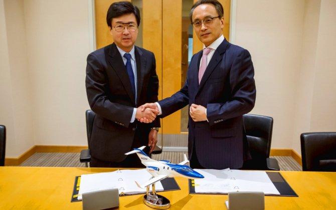 Honda Aircraft Company expands sales to Japan