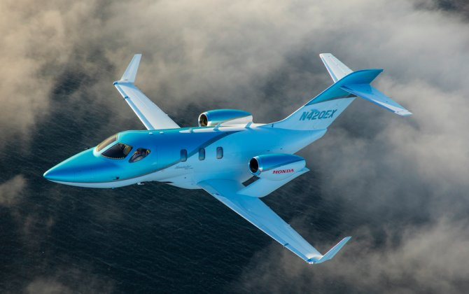 Honda Aircraft Company Expands Sales To The Middle East