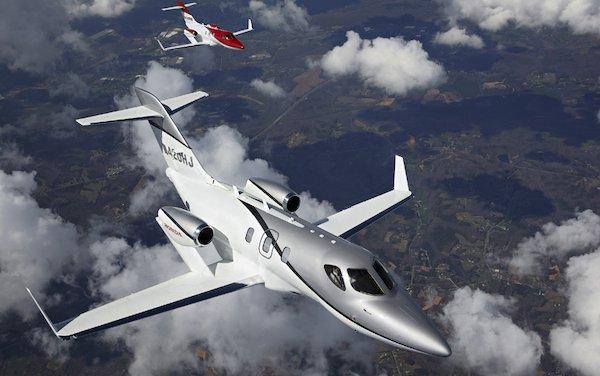 HondaJet Online Airshow Takes Off