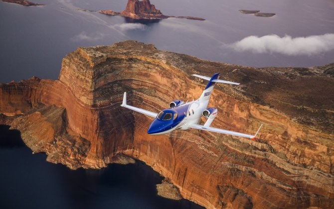HondaJet to debut in Middle East