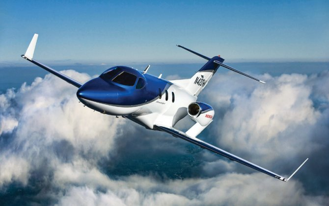 HondaJet to make first appearance in Hong Kong, Taipei