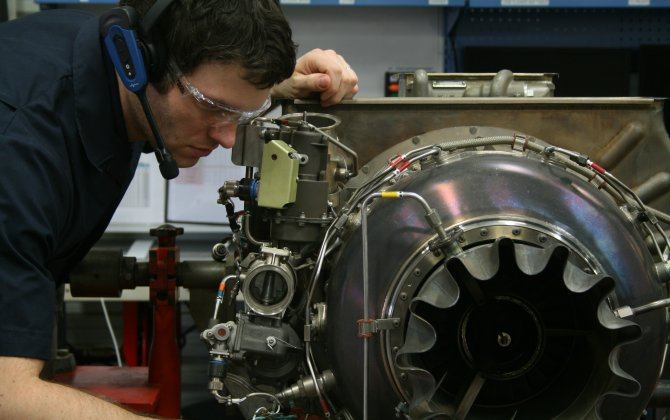Honeywell marks 40 years of aircraft maintenance services that reduce downtime and costs