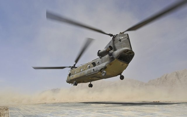 Honeywell pitches upgraded T55 engine for Chinook