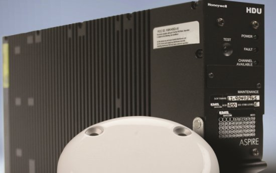 Honeywell provides flight operators with high-speed connectivity at low cost with new satellite communications systems