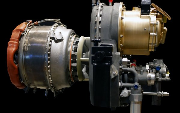 Honeywell's Hybrid-Electric Turbogenerator Debuts At Heli-Expo