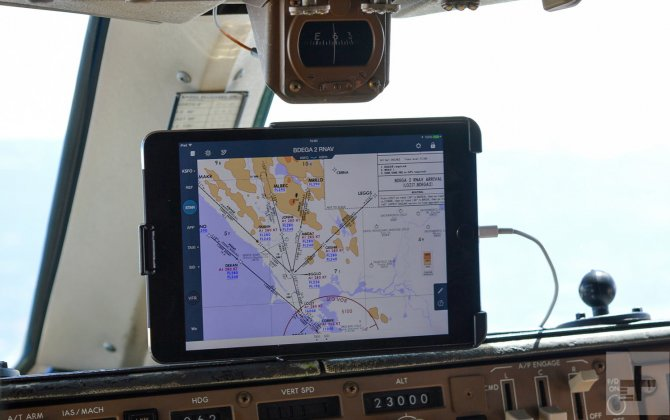 Honeywell's New Connected Aircraft iPad App For Flight Planning Optimizes Routes And Improves Safety