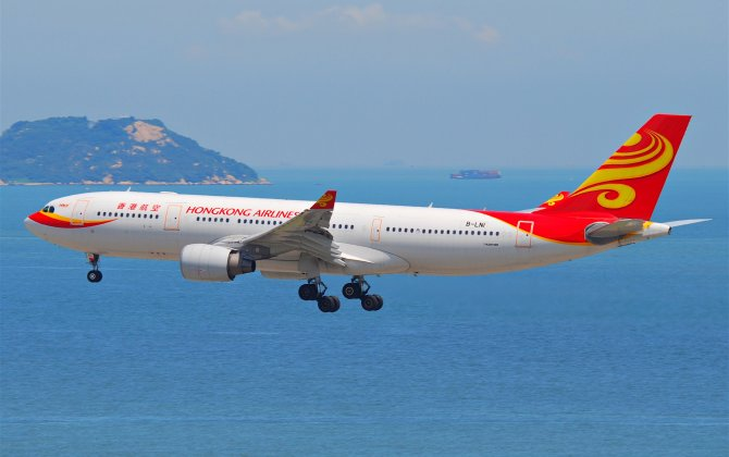 Hong Kong Airlines investigating A330 engine slip incident