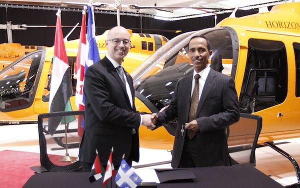 Horizon International Flight Academy: more than 1,000 flight hours in its Bell 505 fleet