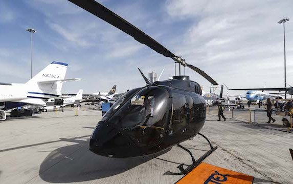 Horizon International Flight Academy to become the largest operator of Bell 505 trainer helicopters in the world