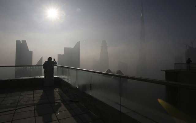 How fog caused recent flight disruptions at UAE airports