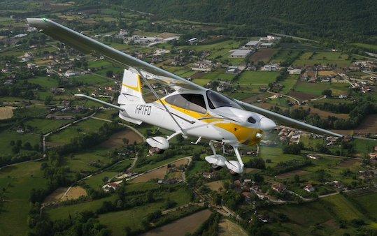 P2010 TDI Achieves EASA Type Certificate